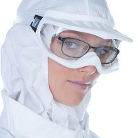 Clearview Autoclavable Panoramic Goggles BCAP