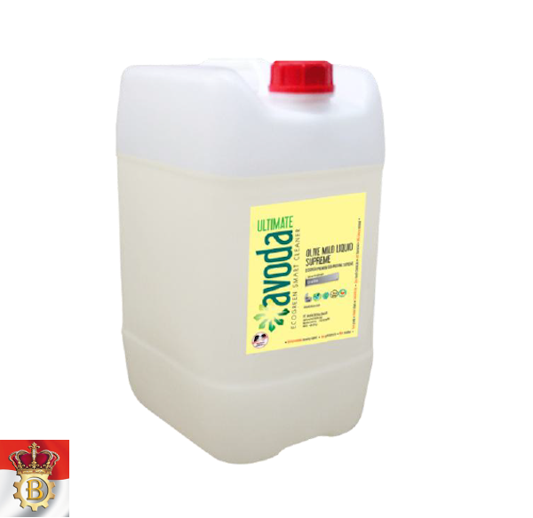 Industrial Cleaner with Antibacterial Avoda Olive Mild Supreme Matic