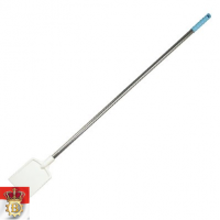 Polyester Paddle | Stainless Steel Handle | Polypropylene Grip