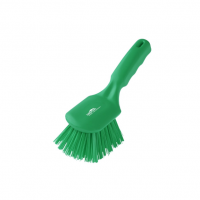 Short Handled Stiff Brush with Anti-Microbial Additive