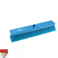 Stiff Sweeping Broom with Anti-Microbial 457mm